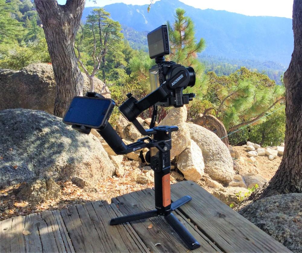 32mp camera and gimbal